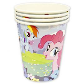 Стаканы My Little Pony 250мл, 8шт